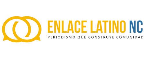 Enlace Latino NC logo