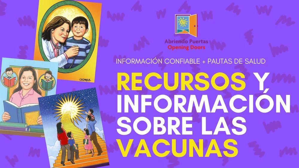 recursos y infromacion sobre las vacunas